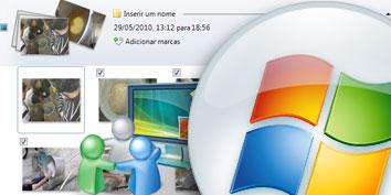 Imagem de Aproveite ao máximo o Windows Live Galeria de Fotos no site TecMundo