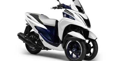 Imagem de Yamaha Tricity: curiosa scooter conceitual possui 3 rodas [vídeo] no site TecMundo