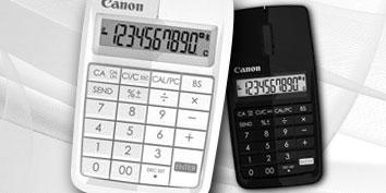 Imagem de Canon X Mark I: calculadora ou mouse? no site TecMundo
