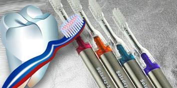 Imagem de Escova de dentes que utiliza energia solar pode tornar o creme dental coisa do passado no site TecMundo