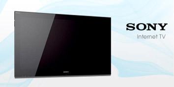 Imagem de Sony exibe vídeo que mostra como deve funcionar a primeira televisão HD com sistema Google TV no site TecMundo
