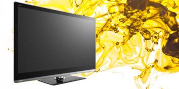 Imagem de IFA 2010: Sharp lança linha de televisão Quattron, com quatro pixels de cor e tecnologia 3D no site TecMundo