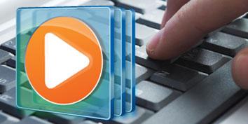 Imagem de O Windows Media Player na ponta dos seus dedos no site TecMundo