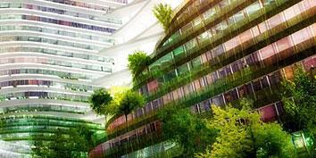 Imagem de Torre conceitual prevê residências autossustentáveis no site TecMundo