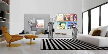 Imagem de Conceito usa tecnologia OLED para uma casa do futuro no site TecMundo