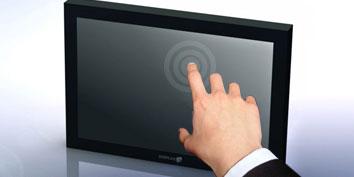 Imagem de Dispositivo transforma telas de LCD e Plasma em touchscreen no site TecMundo