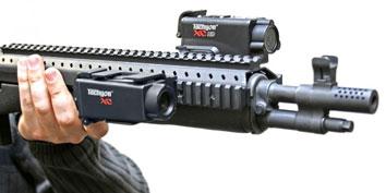 Imagem de Câmeras acopladas a armas gravam o alvo do atirador em HD no site TecMundo