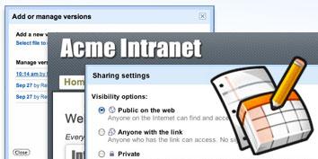 Imagem de Surgem novas opções para o Google Docs e Sites. Saiba mais! no site TecMundo