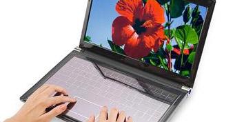 Imagem de Primeiro teclado touch solar é anunciado pela AUO no site TecMundo