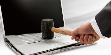 Imagem de Destruir o seu computador é fácil. Veja como! no site TecMundo