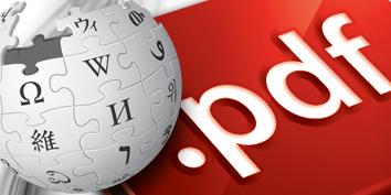 Imagem de Como salvar artigos da Wikipédia em PDF no site TecMundo