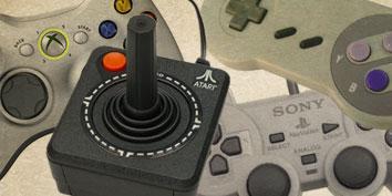 Imagem de A evolução dos controles de video game no site TecMundo