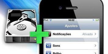 Imagem de Como ganhar mais espaço de armazenamento no iPhone, iPad ou iPod Touch no site TecMundo