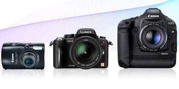 Imagem de Fotografia: qual a diferença entre câmera Compacta, Semiprofissional e Profissional? no site TecMundo