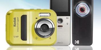 Imagem de Kodak anuncia novas câmeras e novidades para o Pulse no site TecMundo