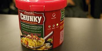 Imagem de Energia sem fio: sopa em qualquer lugar! no site TecMundo