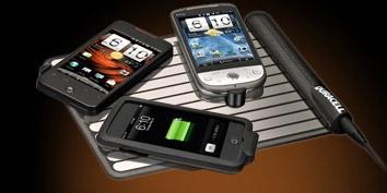 Imagem de Qualcomm, Powermat e Duracell pretendem montar carregador wireless no site TecMundo