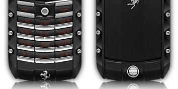 Imagem de Vertu lança mais um celular com assinatura Ferrari no site TecMundo