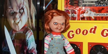 Imagem de Case modificado de Chucky, o brinquedo assassino, é destaque na Campus Party no site TecMundo