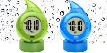 Imagem de Empresa exibe relógio movido a água no site TecMundo