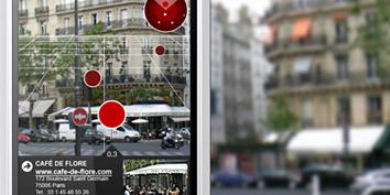 Imagem de Realidade aumentada: a nova onda do setor móvel no site TecMundo