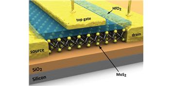 Imagem de Uma nova alternativa para transistores dispensa o silício e é melhor do que o grafeno no site TecMundo