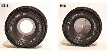 Imagem de Fotografia: diafragma e obturador, os olhos da câmera no site TecMundo