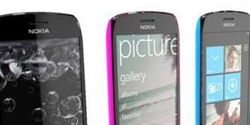 Imagem de Conceito do Windows Phone 7 da Nokia é revelado no site TecMundo