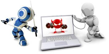 Imagem de Aprenda as diferenças entre vírus, trojans, spywares e outros no site TecMundo