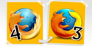 Imagem de Faça o Firefox 4 ficar parecido com o 3 no site TecMundo