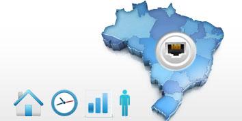 Imagem de A velocidade média da internet no Brasil [infográfico] no site TecMundo