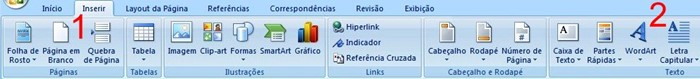 Guias do Office 2007.